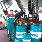 ulja Addinol za teretna dostavna vozila