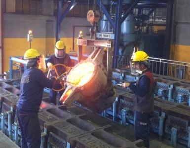Proces proizvodnje HCB